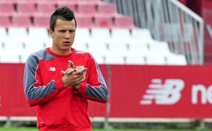 Konoplyanka se queda fuera de la lista para Villarreal.