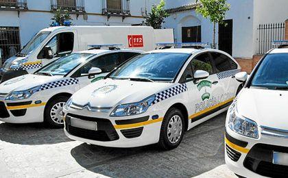 La coordinación de la Policía Local de Utrera y la Guardia Civil agilizó el arresto del acusado.