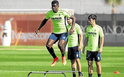 N´Diaye podría salir del Villarreal antes de esta noche.