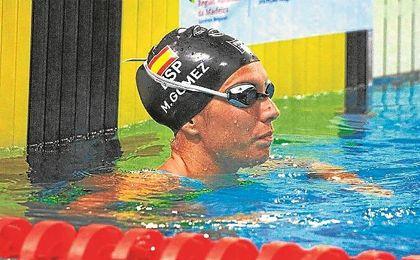 Marta Gómez Batelli buscará una medalla para la natación española en Brasil.