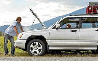 El verano, la �poca en la que m�s aumenta la asistencia en carretera