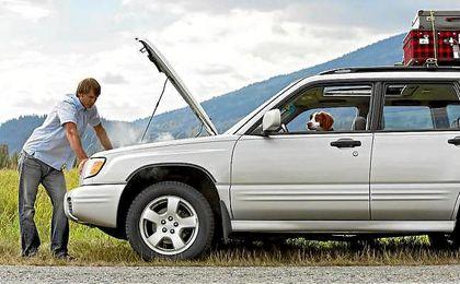 El verano, la época en la que más aumenta la asistencia en carretera