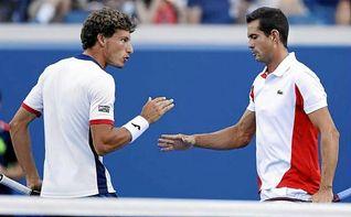 Carre�o y Garc�a L�pez a la final del US Open
