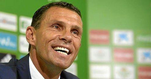 Poyet comparece antes del Valencia-Betis.