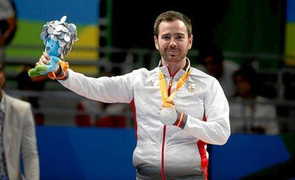 El sevillano Álvaro Valera sumó una nueva medalla para la delegación española desplazada a Río.