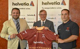 Helvetia Seguros renueva su acuerdo de patrocinio con el Helvetia Rugby
