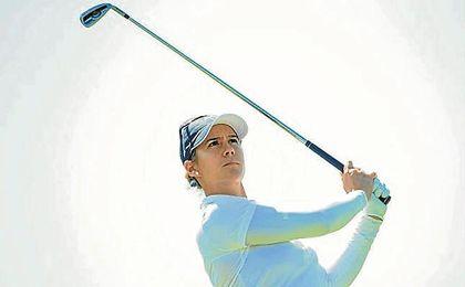 La malagueña Azahara Muñoz será una de las grandes protagonistas del Andalucía Costa del Sol Open.