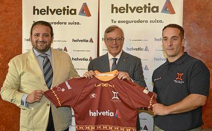 Imagen de la presentación en la Sede de Helvetia Seguros en Sevilla.