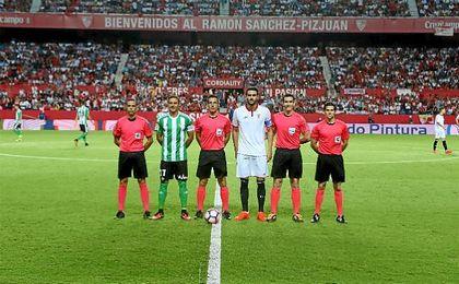 Sevilla F.C. 1-0 Real Betis: En directo