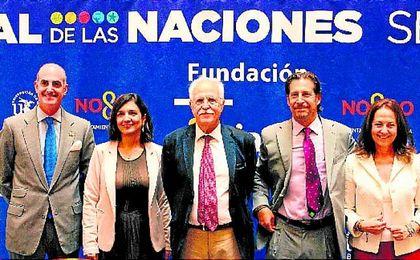 Presentación de la Feria de las Naciones