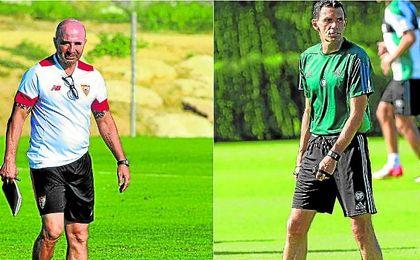 Sampaoli y Poyet dirigirán su primer derbi en España.