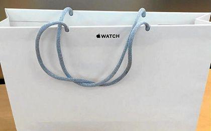 Así serán las nuevas bolsas de Apple.