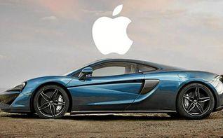 Apple negocia la compra de McLaren