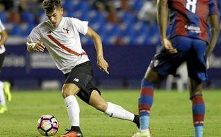 Levante 1-0 Sevilla Atl�tico: No bast� la consistencia