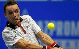 Bautista remonta ante Sousa y se mete en semifinales de San Petersburgo