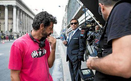 Carlos Santos interpreta a Luis Roldán en ´El hombre de las mil caras´.