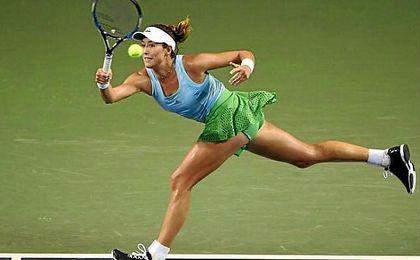 La hispano-venezolana se mantiene entre las tres mejores del mundo.
