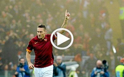 Francesco Totti cumple 40 a�os
