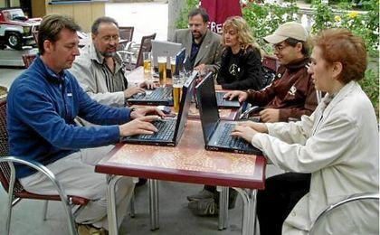 El 81% de la población española sí se conecta a Internet.