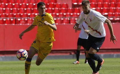 El Sevilla Atlético viaja a Tarragona con una lista plagada de bajas y novedades.