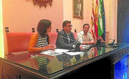 En la imagen, la presentación de un evento que contará con Ana Pérez, Isa Sánchez, Luisa García Toro...