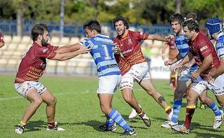Helvetia Rugby 25-28 Cisneros B: El Helvetia no tuvo su d�a
