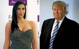 Trump sobre Kim Kardashian: �No deber�a vestirse como si pesara 55 kilos�