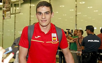 Bruno Hortelano será sometido a una tercera intervención en su mano derecha.