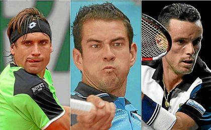 Ferrer, García-López y Bautista en la primera jornada de Torneo de Pekín.