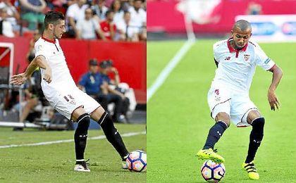 Mariano está a gran nivel y Escudero no deja de crecer.