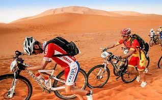 La Tit�n Desert 2017 vuelve a sus or�genes con desierto, dunas y aventura