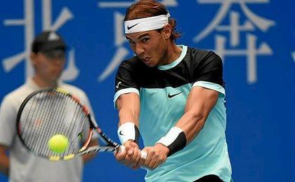 Rafa Nadal se enfrentará en cuartos de Pekín a Dimitrov.