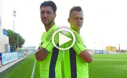 El desaf�o de Cheryshev y Soriano en el Villarreal
