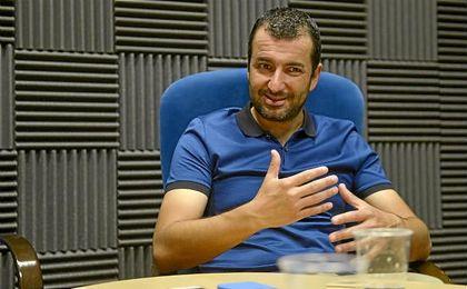Diego Mart�nez habla sobre Emery y Sampaoli con ESTADIO Deportivo.