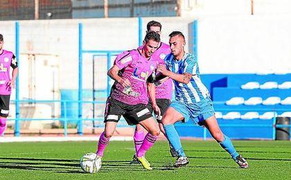 El UP Viso perdió su primer partido de la temporada ante el Ciudad de Lucena.