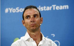 Valverde dice que no volver� a repetir las tres grandes en un a�o