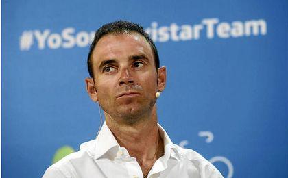 Alejandro Valverde asegura que no volverá a competir en las tres Grandes Vueltas en la misma temporada.