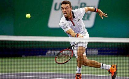 El español Roberto Bautista elimina a Tsonga y pasa a semifinales del Masters 1000 de Shanghái.