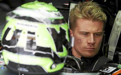Hulkenberg cambiará Force India por otra escuderia al finalizar la temporada.