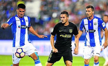 El Leganés ha recibido a grandes clubes.