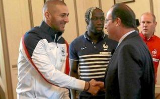 Hollande carga contra Benzema: �No es un ejemplo moralidad�
