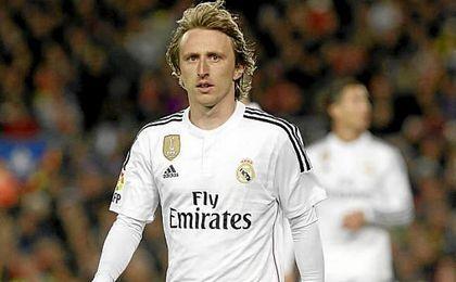 Luka Modric será madridista cuatro años más.