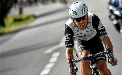 Cavendish sumó su noveno triunfo de la temporada.