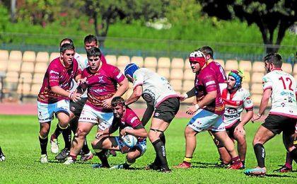 El Helvetia Rugby espera encontrar en las gradas de las instalaciones del Sadus a su jugador número 16.