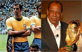 Muere Carlos Alberto, el legendario capit�n del Brasil del 70