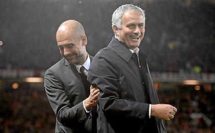 José Mourinho le devolvió la victoria a Pep Guardiola del partido de Liga.