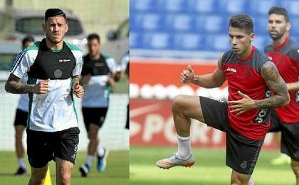 Sanabria y Hernán Pérez serán bazas importantes de sus entrenadores, Gustavo Poyet y Quique Sánchez Flores.