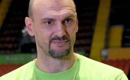 Tabak, técnico del Betis.