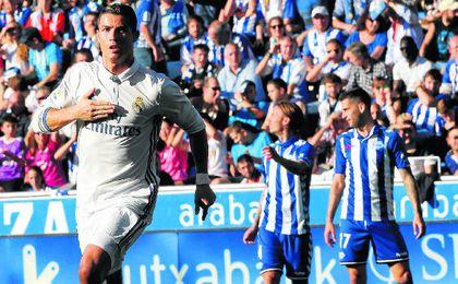 ´Hat-trick´ de Cristiano Ronaldo.