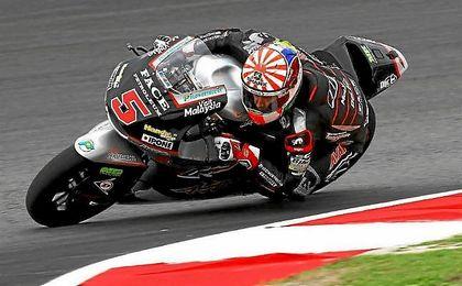 Zarco fue el más rápido en Moto2.
